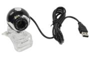 Веб камера Defender C-090 Black (с микрофоном)