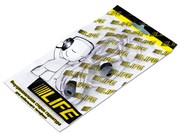 Стереонаушники Life Premium NK-01 White (тех. упаковка)