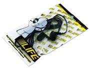 Стереонаушники Life Premium NK-01 Black (тех. упаковка)