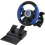 Игровой руль Defender Challenge Turbo GT для PC