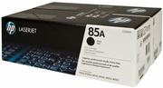 Оригинальный лазерный картридж CE285AF (85A) двойная упаковка