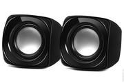 Колонки Sven 120 2x2,5 Вт USB 2.0 черные