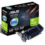 Видеокарта ASUS GeForce 210 1Gb 64Bit DDR3