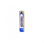 Батарейка AAA Maxell LR03 (Мезинчиковая)